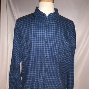 Patagonia Flannel Button Down